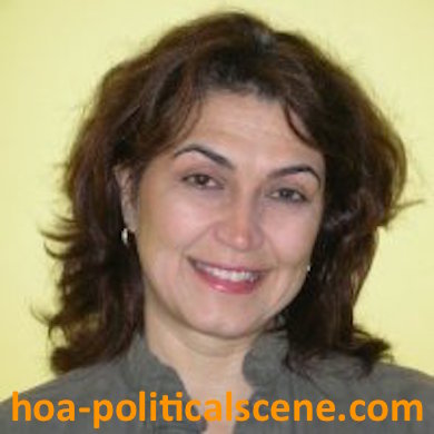 hoa-politicalscene.com: Vivienne Glance, theatre director, playwright and actress.