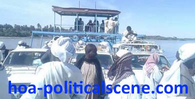 hoa-politicalscene.com/invitation-1-hoas-friends30.html: Demonstrations against the dams policy of Omer Bashir in North Sudan.