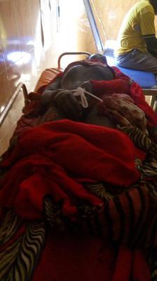 Militias massacre in Nurtiti, Darfur, western Sudan.