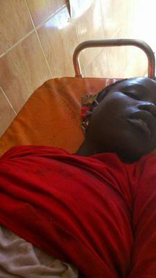 Nurtiti's massacre committed by militias in Darfur, western Sudan.
