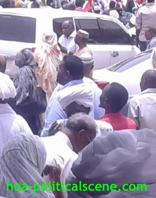 Invitation to Comment 34: Sudanese Bidding Fatima Ahmed Ibrahim Farewell.
