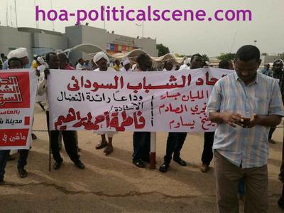 Invitation to Comment 34: Sudanese Bidding Fatima Ahmed Ibrahim Farewell 4.