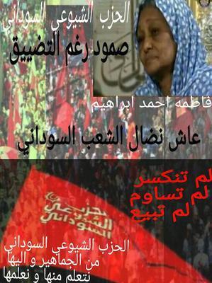 Invitation to Comment 37: Sudanese Communists Bidding Fatima Ahmed Ibrahim Farewell.