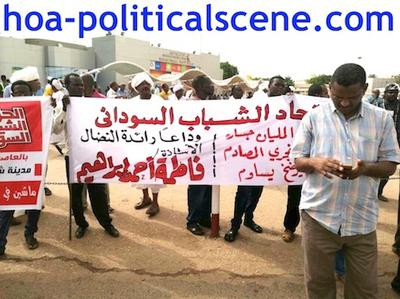 Invitation to Comment 38: Sudanese Youth Union Bidding Fatima Ahmed Ibrahim Farewell.