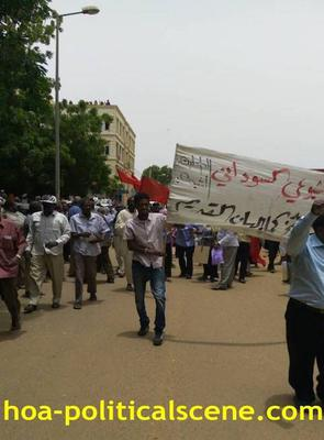Invitation to Comment 39: Sudanese Bidding Fatima Ahmed Ibrahim Farewell.