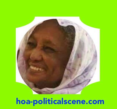 hoa-politicalscene.com/invitation-to-comment43.html - Invitation to Comment 43: Sudanese national political powers' tribute to the late activist Fatima Ahmed Ibrahim.