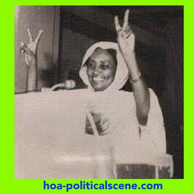 hoa-politicalscene.com/invitation-to-comment43.html -Invitation to Comment 43: Sudanese to pay tribute to Fatima Ahmed Ibrahim on 28 October.