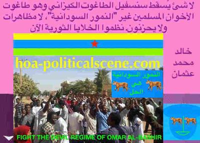 https://www.hoa-politicalscene.com/invitation-to-comment68.html: Annumor AlSudanyah are the solution in Sudan. النّمور السودانية هي الحل في السودان