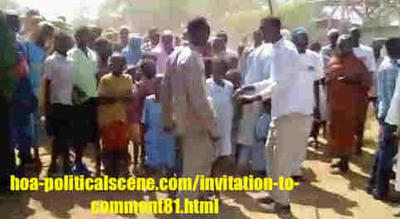 Invitation to Comment 81: Sudanese December 2018 Uprising 143.