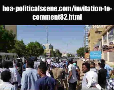 Invitation to Comment 82: Sudanese December 2018 Revolution 153.