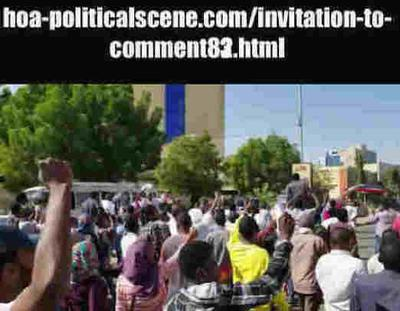 Invitation to Comment 83: Sudanese December 2018 Protests 162.