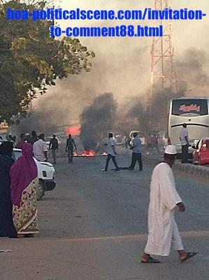 Invitation to Comment 88: Sudanese December 2018 Uprising 215.