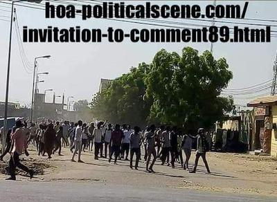 Invitation to Comment 89: Sudanese December 2018 Intifada 224.