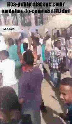 Invitation to Comment 91: Sudanese Kassala January 2019 Protests 246.