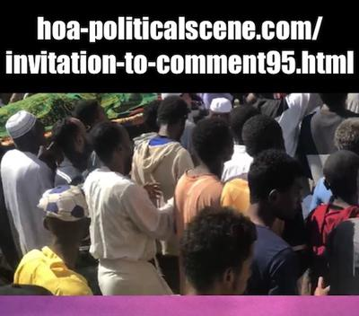 Invitation to Comment 95: Sudanese People January 2019 Revolution 289.