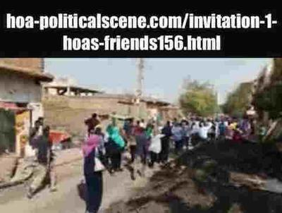 hoa-politicalscene.com/invitation-1-hoas-friends156.html: Invitation 1 HOAs Friends 156: Sudanese journalists report on human rights! revolution January 2019 تقرير شبكة الصحفيين السودانيين - حقوق الإنسان. ثورة ديسمبر - يناير ٢٠١٩م