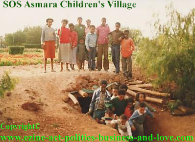 AWASSA: Asmara SOS Children's Village Before Closing It.