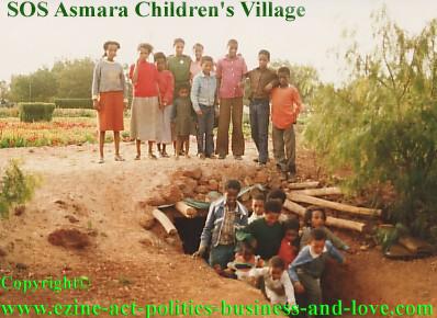 AWASSA: Asmara SOS Children's Village Before Closing It.