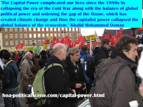 hoa-politicalscene.com/capital-power.html - Capital Power: complicated our lives since the 1980s by collapsing the balance of global political power and collapsing the balance of the global ecosystem.