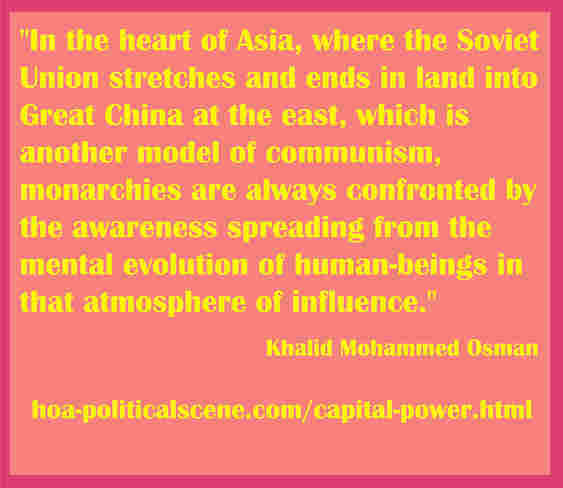 hoa-politicalscene.com/capital-power.html - Capital Power: Monarchs on the areas where the Soviet Union stretches have always been confronted by the awareness and evolution of human-beings.