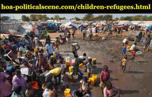 hoa-politicalscene.com/children-refugees.html - Children Refugees: in Yida Camp, Maban, Upper Nile, South Sudan.