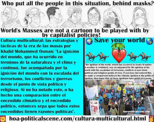 hoa-politicalscene.com/cultura-multicultural.html - Cultura multicultural: la ignición del mundo se produjo por el clima. Fue acompañado por la ignición del mundo por la escalada del terrorismo, ...