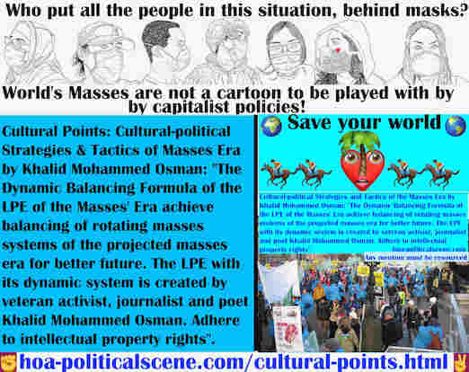 hoa-politicalscene.com/cultural-points.html - Cultural Points: Dynamic Balancing Formula of Masses' Era's LPE achieve balancing of rotating masses systems of projected masses era for better future.