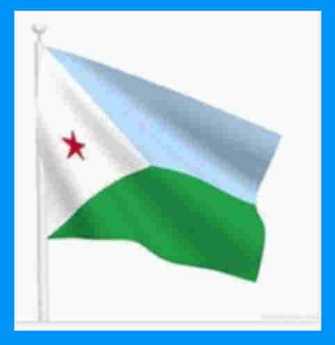 hoa-politicalscene.com/djibouti-country-profile.html - Djibouti Country Profile: Djibouti Flag.