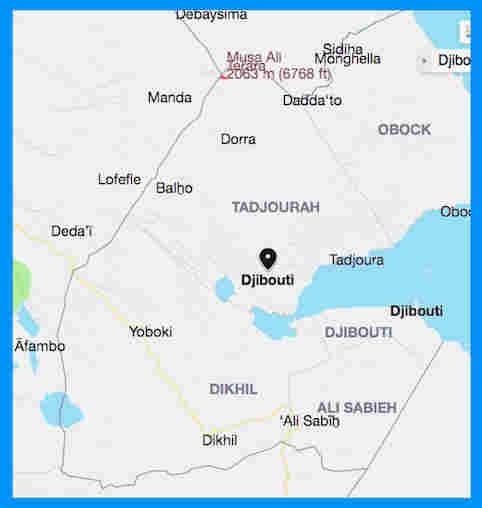 hoa-politicalscene.com/djibouti-country-profile.html - Djibouti Country Profile: Djibouti Map.