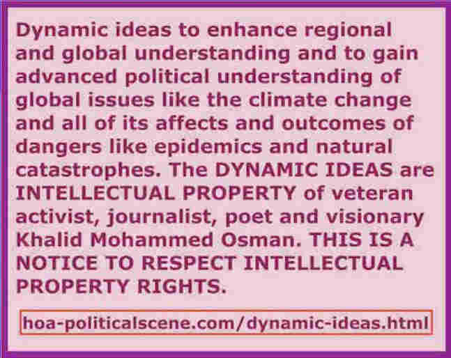 hoa-politicalscene.com/dynamic-ideas.html - Dynamic Ideas: It's important for global masses to know that classic political parties' era is over because of the problems they have created worldwide.