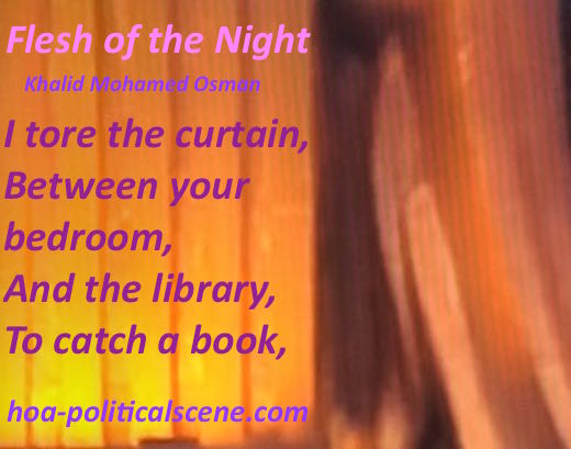 hoa-politicalscene.com/english-hoas-poetry.html - HOAs Poetry Posters: Snippet of poem from