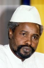 Chadian Political History: Former Chadian President Hussein Habre.