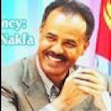 hoa-politicalscene.com - Eritrean Political Scene: The Eritrean president Issayas Afeworki (Isaias Afworki).