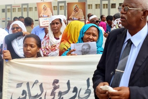 hoa-politicalscene.com/invitation-to-comment33.html - Invitation to Comment 33: Sudanese women masses in the funeral of the Sudanese Communist leader Fatima Ahmed Ibrahim
