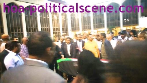 hoa-politicalscene.com/invitation-to-comment38.html -Invitation to Comment 38: Sudanese Community in London praying for Sudanese Communist leader Fatima Ahmed Ibrahim from London.