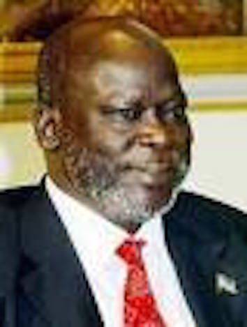 hoa-politicalscene.com - South Sudan: John Garang, the former SPLA/SPLM leader.