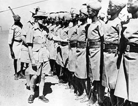 hoa-politicalscene.com - South Sudan: Most of the Sudanese soldiers under the British colonization were from the south and the west.