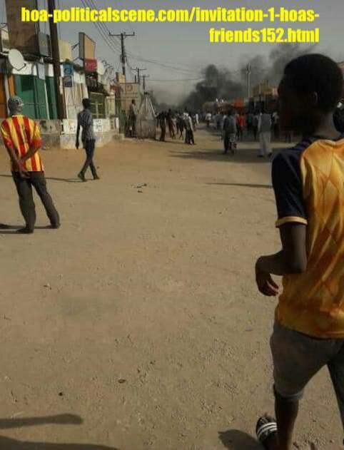 hoa-politicalscene.com/da-shino-in-sudan.html: Da Shino in Sudan: Sudanese people in the move towards real revolution in December 2018. Constitutional means are necessary before hand.