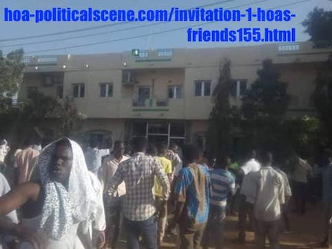 hoa-politicalscene.com/da-shino-in-sudan.html: Da Shino in Sudan: Sudanese people revolt in December 2018. Constitutional means are necessary before hand, to avoid constitutional loophole.