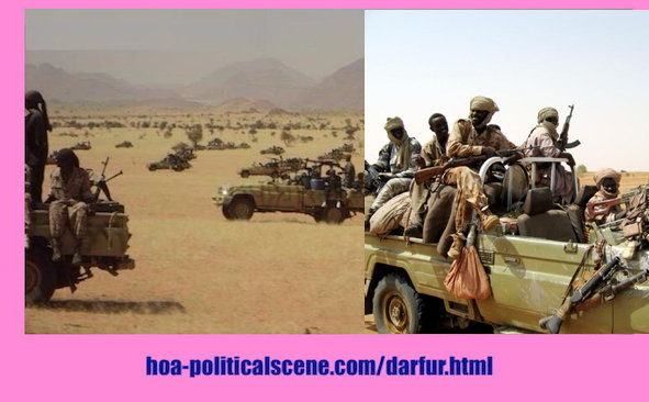 hoa-politicalscene.com/darfur-rebels.html - Darfur Rebels: are going nowhere unless they make one national movement with completely national goals.