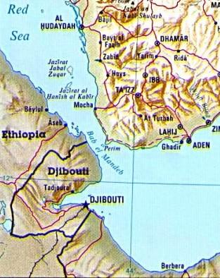 hoa-politicalscene.com/djibouti.html - Djibouti: At Bab al Mandeb Strait - Gate of Tears.