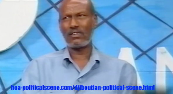 hoa-politicalscene.com/djiboutian-political-scene.html - Djiboutian Political Scene: Aden Robleh Awaleh of the Djiboutian National Democratic Party.