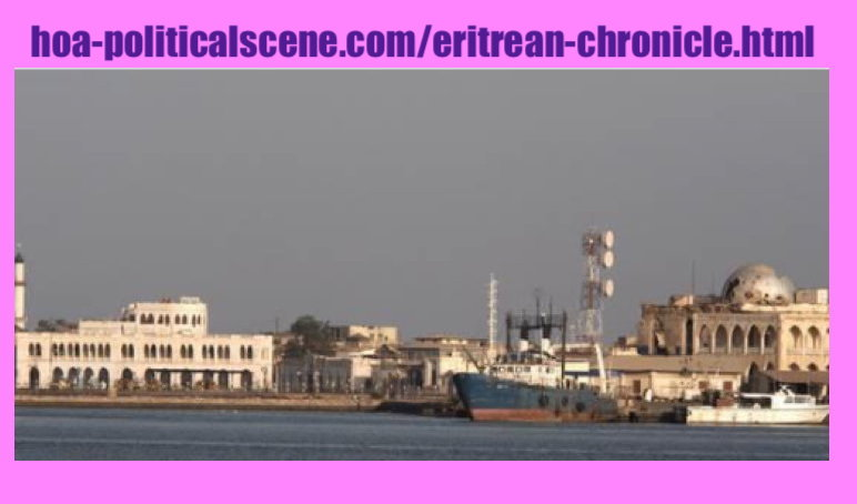 hoa-politicalscene.com/eritrean-chronicle.html - Eritrean Chronicle: Massawa, Eritrean Red Sea costal town.