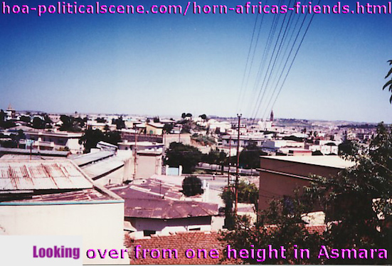 hoa-politicalscene.com/ethiopia-and-eritrea.html - Ethiopia and Eritrea: Overlooking Asmara from one height at Gazabanda Tilian.