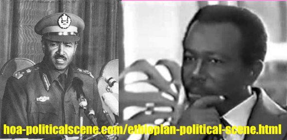 hoa-politicalscene.com/ethiopian-political-scene.html - Ethiopian Political Scene - Aman Andom & Mengistu Haile Mariam.