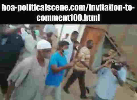 hoa-politicalscene.com/invitation-1-hoas-friends156.html: Invitation 1 HOAs Friends 156: Sudanese Journalists Network report on human rights in Sudan. December 2018 protests! تقرير شبكة الصحفيين السودانيين - حقوق الإنسان. إحتجاجات ديسمبر - يناير ٢٠١٩م.