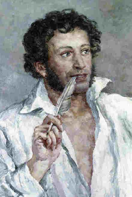 hoa-politicalscene.com/pushkin-in-eritrea.html - Pushkin in Eritrea: Alexander Pushkin's portrait.