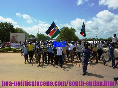 politicalscene.com/referendum-in-southern-sudan.html - Referendum in Southern Sudan: Southern protestors calling for secession are wrong.