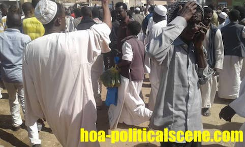 hoa-politicalscene.com/invitation-1-hoas-friends153.html: Invitation 1 HOAs Friends 153: إنتفاضة الشعب السوداني في ديسمبر ٢٠١٨م في السودان Sudanese people's revolution in December 2018.
