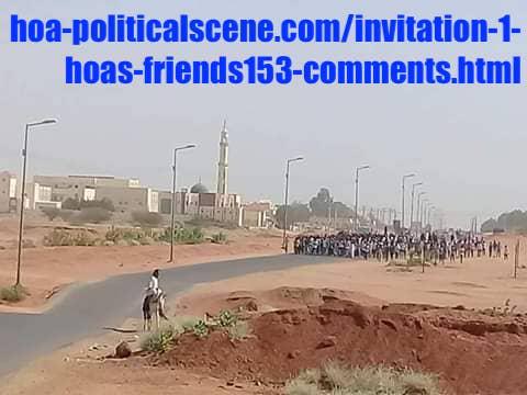 hoa-politicalscene.com/invitation-1-hoas-friends153.html: Invitation 1 HOAs Friends 153 Comments: إنتفاضة الشعب السوداني في ديسمبر 2018م في السودان Sudanese people's revolution in December 2018.